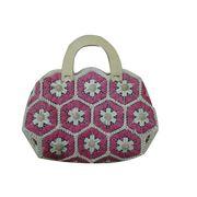 Dark Pink Handbags
