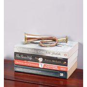 Saxophone in Brass Metal
