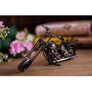 Handmade Iron Motorcycle Home Decor gift decoration BK2