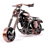 Onlineshoppee Handmade Iron Motorcycle Home Decor gift decoration Table Top Decor BK5