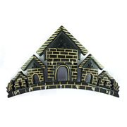 Beautiful Home shaped wooden wall key hanger panel Buy 1 Get 1 Free