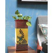 Ethnic Madhubani Planter Vase