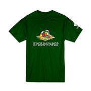Cubelelo Speedcuber T-Shirt (Green)