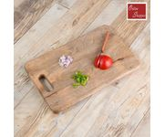 Onlineshoppee  Wood Best Quality Kitchen Chopping Board  Size(LxBxH-15x10x1) Inch