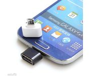 Onlineshoppee Micro USB OTG Adapter Add Pendrive Card Reader Mouse Keyboard