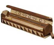 Onlineshoppee Wooden Incense Holder