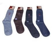 Onlineshoppee Premium Quality Woolen Long Socks For Men Set of 10