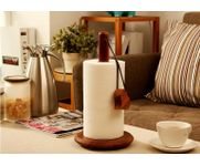 Onlineshoppee Wood Tissue Holder/Table Decoration Tissue Pumping Napkin Holder