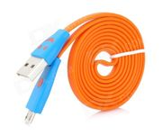 Onlineshoppee Compatible For Micro USB Data Transfer & Fast Charging Cable USB Cable Size- 1 Meter