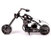 Handmade Iron Motorcycle Home Decor gift decoration BK6