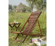 Wooden Foldable Garden Chair