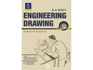 Engineering Drawing : Plane and Solid Geometry | N. D. Bhatt