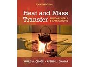 Heat and Mass Transfer | Yunus A Cengel | 4th Edition