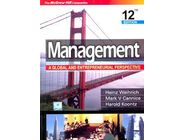 Management A Global Innovative And Entrepreneurial Perspective | Mark Cannice , Harold Koontz , Heniz Weihrich