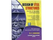 Design of Steel Structures | S. Sankaran