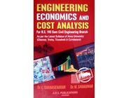 Engineering Economics and Cost Analysis | E. Gnanasekaran, M. Sivakumar