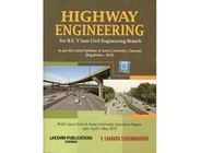 Highway Engineering | Dr. V. SankaraSubramanian