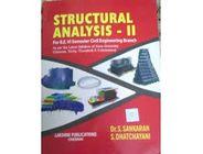 Structural Analysis 2   Sankaran, Dhatchayani