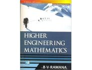 Higher Engineering Mathematics | B V Ramana