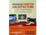 Advanced Computer Architecture | Senthilnathan, Mahalakshmi