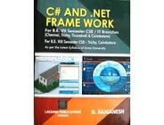 C# And. Net Frame work | N.Rajganesh