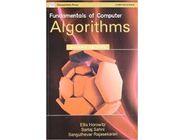 Computer Algorithms/C++ | Ellis Horowitz, Sartaj Sahni, Rajasekaran