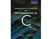 Fundamentals of Computing and Programming in C | Pradip Dey, Manas Ghosh