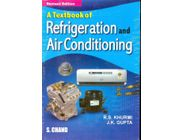 Refrigeration And Air Conditioning | R.S.Khurmi,J.K.Gupta