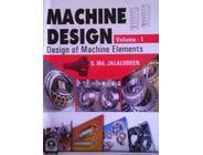Machine Design-Vol 1 | Jalaludeen