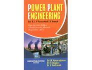 Power Plant Engineering | Dr.G.K.Vijayaraghavan,Dr.R.Rajappan | EEE