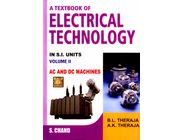 A Textbook of Electrical Technology : AC and DC Machines (Volume