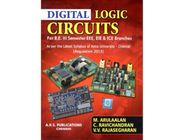 Digital Logic Circuits | C.Ravichandran , M.Arulaalan