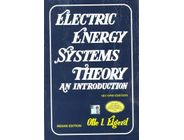 Electric Energy Systems Theory | Olle Elgerad