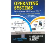 Operating Systems | Arunmozhi, Rajesh,Priya