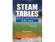 Steam Tables | R.S Khurmi