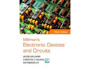 Milllman's Electronic Devices And Circuits | Millman Jacob, Christos Halkias, Satyabrata Jit