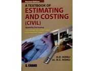 A Text Book of Estimating and Costing | R. C. Kohli , D. D. Kohli