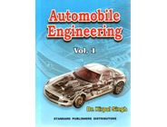 Automobile engineering volume 1 | Kirpal Singh