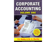 Corporate Accounting - Vol.1 (As per Revised Schedule VI in New Format)