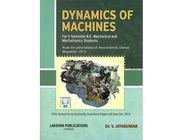 Dynamics Of Machines | Dr.V.Jayakumar