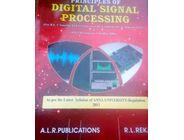 Principles of Digital Signal Processing | R.L. Reka