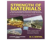 Strength Of Materials | Dr.P.Senthil