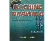 Machine Drawing | K R Gopalakrishna