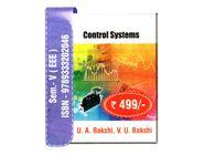 Control Systems | U.A.Bakshi, V.U. Bakshi