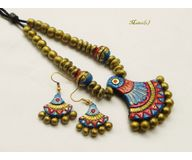 Terracotta Jewelry - Terracotta Set TSH303b