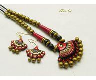 Terracotta Jewelry - Terracotta Set TSH206b