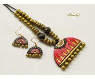 Terracotta Jewelry - Terracotta Set TSH378