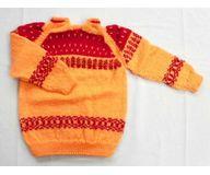 3 Years   Kids  Handmade  Woolen Sweater  Set BS36