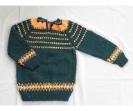 3 Years   Kids  Handmade  Woolen Sweater  Set BS38