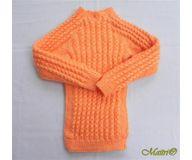 24 Months -  Handmade Baby Woolen Sweater Set BW08